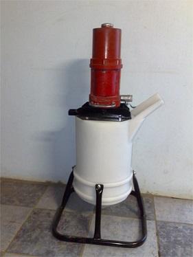 Roofbolt-Air-Pump
