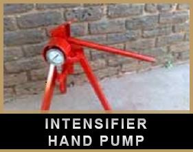 intensifier Hand Pumps