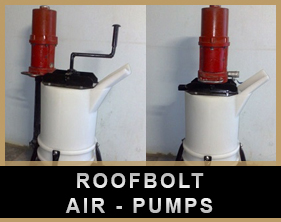roofbolt Air pumps